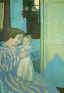 Maurice Denis (French, 1870-1943) Post-Impressionism