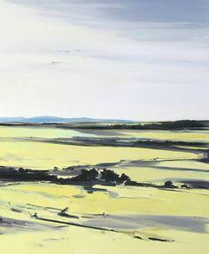 "Saatchi Art Artist Matthieu van Riel; Painting, ""Swedish Landscape SOLD"""