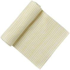 Pehr Designs Stripe Swaddle Yellow