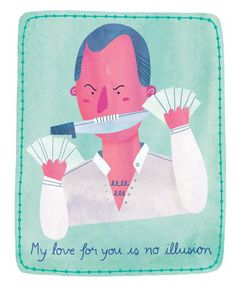 Better late than never: Arrested Development Valentines! | Pleated-Jeans.com
