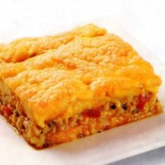 """Pastel de chucho is """"one of the typical foods of Margarita and Coche islands. - a Caribbean dish that delicately combines sweet and salty flavors. -  a sort of lasagna made up of fried plantains (tajadas), and fish stew with chili pepper (ají dulce) and annatto (onoto). """""""
