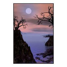 Zen Landscape poster