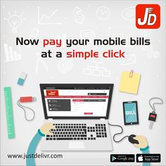 Now recharge DTH connection,pay your mobile bills other utilty bills at a simple click and enjoy uniterrupted service from your service providers.We make life convienient for you.Choose #justdelivr choose #happiness