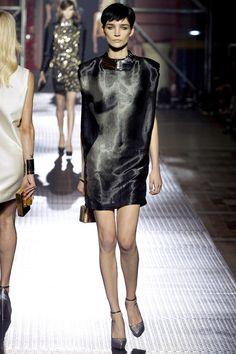 Alber Elbaz for Lanvin @ Paris Fashion Week