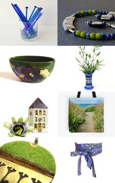 Kaleidoscope  by Anne on Etsy--Pinned with TreasuryPin.com