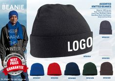 Beanies Promotion