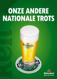 De nederlanders zijn weer trots op hun waterwerken!