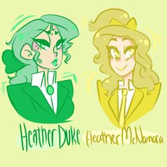 Had to make sure to show some love to Heather (looks at smudged handwriting on hand) Duck and Macademia Heathers Fan Art, Heathers The Musical, Red Scrunchie, Heather Duke, Heather Chandler, Christian Slater, Dear Evan Hansen, Original Movie, Musical Theatre