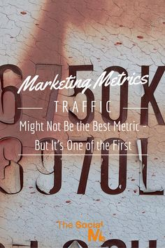 With your marketing maturing, your marketing metrics also need to mature. Traffic is a first indicator but not the ultimate proof of success. Marketing Services, Marketing Budget, Small Business Marketing, Sales And Marketing, Online Marketing, Online Business, Content Marketing, Internet Marketing, Social Media Analytics