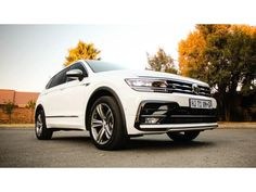 Volkswagen Tiguan AllSpace 2.0 TDi 4Motion – When you just need more space.