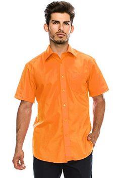 Men's Regular-Fit Solid Color Short Sleeve Dress Shirt, O... https://www.amazon.com/dp/B01N29SS83/ref=cm_sw_r_pi_dp_x_Wzfhzb14RJ0XW