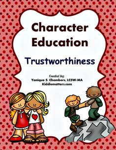 It is important that children learn how to be honest and trustworthy.  These fun activities and worksheets are great resources for teaching children the important character trait of trustworthiness.