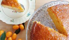 Μένουμε σπίτι και γλυκαίνουμε τη ζωή μας με κέικ κουμ κουάτ! Cornbread, Sweets, Cooking, Cake, Ethnic Recipes, Greek, Food, Millet Bread, Kitchen