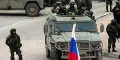 Crimea, il Parlamento vota l'indipendenza. Trouppe SkyTG24 fermata ad Armiansk: sequestrata attrezzatura e tutti espulsi