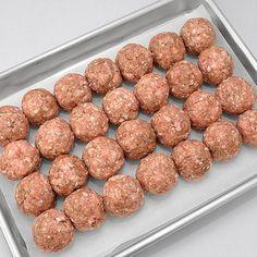Meatball night! Paleo, gluten-free