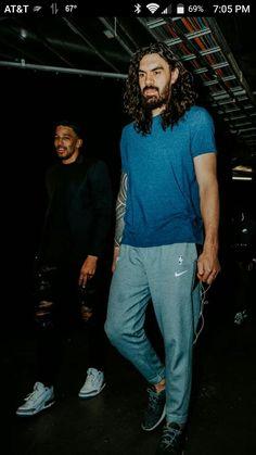 Steve & Andre~Thunder Up‼️