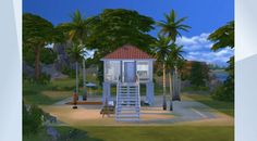 Check out this lot in The Sims 4 Gallery! -