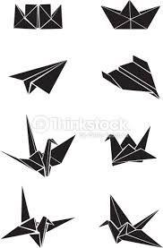stilisierte origami - Google-Suche