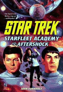 The book in a YA series that looks at the Academy days of our favourite crew Star Trek Books, Star Trek Tv, Star Trek Movies, Star Trek Fleet, Leonard Mccoy, Starfleet Academy, Star Trek Collectibles, For Stars, Book Lists