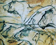 """Stoneage Artists Created Prehistoric Movies : Discovery News    The stone age """"Animators"""" actually got technics developed that took advantage of the flickering light from a fireplace to make their pictures come to live. Amazing - don't you agree?   @safegaard"""