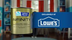 """Live for """"TA-DA!"""" with the Fashion Forward Color Collection from HGTV HOME™ by Sherwin-Williams, available exclusively at Lowe's"""