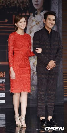 Married K-stars Joo Sang Wook and Cha Ye Ryun are Expecting First Child - A Koala's Playground Korean Celebrity Couples, Korean Celebrities, Korean Actresses, Korean Actors, Joo Sang Wook, Korean Drama Stars, Lee Bo Young, Yoo Ah In, Moon Chae Won