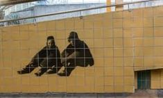 metro art stockholm - Google Search Stockholm Metro, Modern Art, Contemporary Art, Call My Friend, Ceramic Wall Tiles, Banksy, Best Artist, The Guardian, Art And Architecture