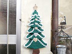Ravelry: Mariapiamapixi's Vintage granny square Christmas tree