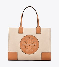 1fccd621f86c Tory Burch Ella Canvas Mini Tote