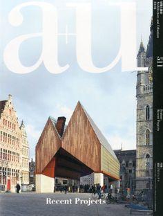 Marvelous A+u (architecture+urbanism) Apr 2013 Issue Recent Projects   A+u ( Architecture U0026 Urbanism) Japan Architecture Magazine 2013 (