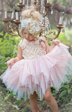 Winter Ballet Tutu Dress Preorder<br>2 to 6 Years
