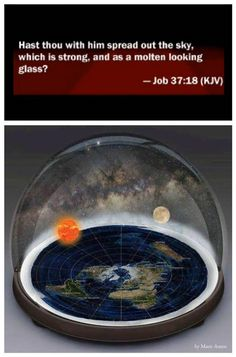 Seriously. NO MATTER. HOW HARD. THE GOVERNMENT TRIES. I will NEVER believe that the earth IS FLAAAAT!