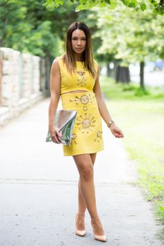 Cashmere in Style: It's All About Yellow