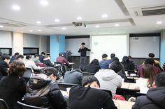 소셜마케팅 마스터 과정8기, 3주차 교육모습 http://www.socialedu.co.kr
