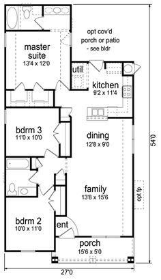 house plan chp 39703