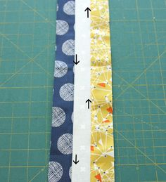 Strip Piecing Basics....do it right!