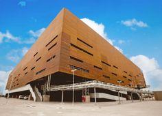 Arena do futuro #Rio2016