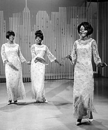 10/22/1966 – The Supremes become the first all-female music group to attain a No. 1 selling album (The Supremes A' Go-Go).  More...
