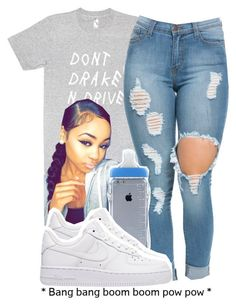 ☕ by brianna-pina ❤ liked on Polyvore featuring NIKE