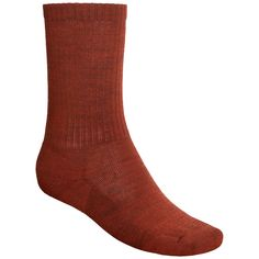 SmartWool Heathered Rib Merino Wool Socks (For Men and Women) any color, size medium $9.95