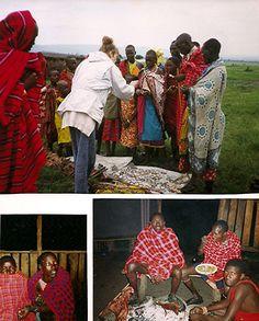 """Massai-""""market"""" #kenya #masai"""