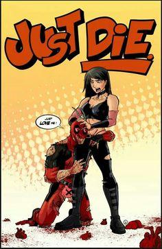 X-23 vs Deadpool