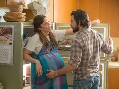 """Jack & Rebecca Pearson """"This is Us"""" This Is Us Serie, Milo This Is Us, Best New Shows, Favorite Tv Shows, Movies Showing, Movies And Tv Shows, Milo Ventimiglia, All Tv, Addicted Series"""