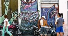 Art Map of Buenos Aires - An Interactive Walking Guide