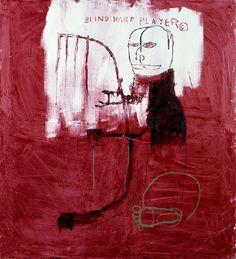 Jean-Michel Basquiat, Deaf, 1984