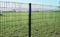 basic information of fence with triangle bends: surface treatment: hot-dip galvanize, electro galvanize, pvc coated, PE coated usage: widely used for stadium, park, school, factory, residential district, military base, highway, railway, etc. Anping County Ai Rui Metal Wire Mesh Co.,Ltd  any colors are convenient, and fence are easy to install.     wire diameter: 3-6mm  mesh size: as request  height: up to 2.5m  length: unlimited  hot dip galvanized: zinc coating 10-500g/m2.