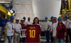 El regalo más insólito de la Roma a Totti