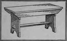 How To Make A Bench 68