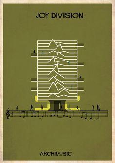 Joy Division by Federico Babina