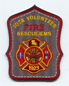 Jacksonville Fire and Rescue Department Station 35 Patch Florida FL